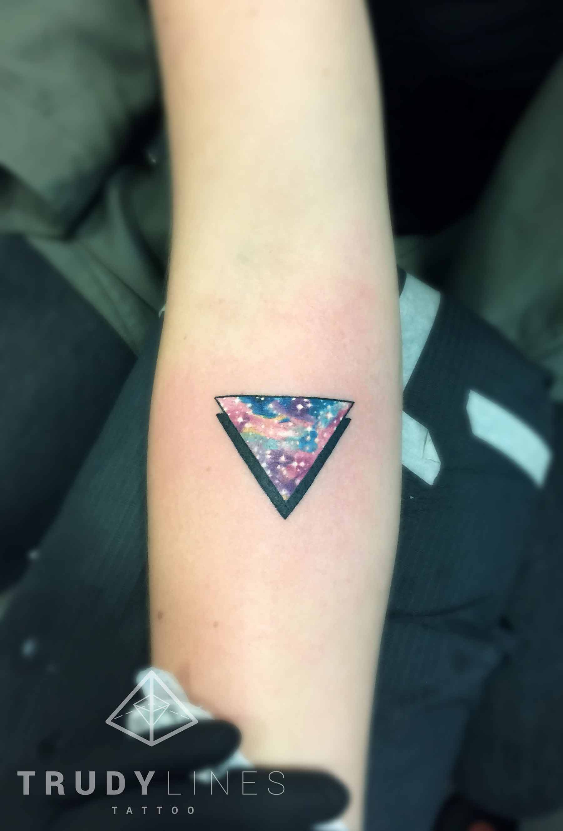 Cosmic Tattoo